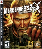Mercenaries 2: World in Flames (PlayStation 3)